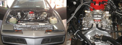 pontiac engine restore after